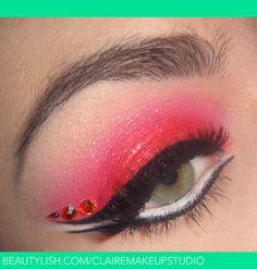 The Hunger Games : Catching Fire - Katniss Everdeen makeup