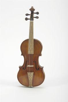 Devin Hough, Baroque violin (Nicolo Amati model)