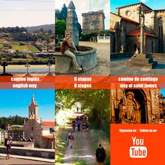 El Camino Inglés en 6 Etapas / English Way y six stages #theway #thewayofsaintjames #englishway #peregrinos #galicia #galiciacalidade #caminodesantiago #pilger #pilgerweg #pilgrimage #sendero #path #pilgrim #peregrino #wayosstjames #wayofsaintjames #senderismo #trekking #hiking #nature #naturaleza #naturelover #elcaminopeople #chemindesaintjacques #buencamino #ultreia #caminoinglés #caminoingles #Pontedeume #Betanzos #SantiagodeCompostela