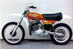 KTM MC5 250 1977 Factory Guennady Moisseev