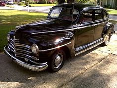 7 Best Cars Brown Bomber Images Antique Cars Plymouth Cars