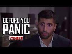 Do you ever find yourself worrying, feeling anxious or panicking about something that hasn't happened yet? If so, you'll want to watch this before you panic. Live For Yourself, Finding Yourself, Stop Worrying, Live Happy, Motivational Videos, Financial Tips, Life Hacks, Life Tips, You Gave Up