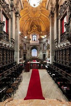 """Church """"Clérigo"""" -  Porto  #Portugal, http://www.enjoyportugal.eu/#!porto-and-north/c1yvw"""
