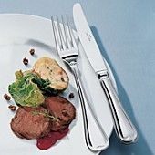 "Villeroy & Boch ""French Garden"" Five-Piece Place Setting"