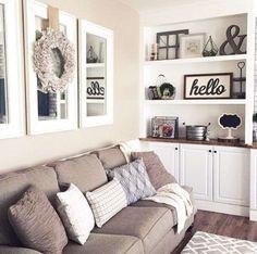 Come arredare la parete del divano (Foto 9/40) | Designmag