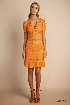 New and Stylish Crochet Dress Pattern Ideas! Vestidos Fashion, Dress Vestidos, Clothing Patterns, Dress Patterns, Crochet Patterns, Knit Dress, Dress Skirt, Gilet Crochet, Mode Crochet