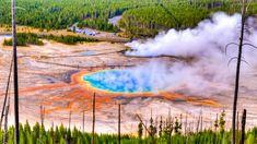 MÀJ: Les 770 tremblements de terre à Yellowstone au cours des deux dernières semaines sont-ils un prélude au  Big One ?