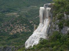 Όμορφος κόσμος, μαγικός: Hierve el Agua-Οι πέτρινοι καταρράκτες στο Μεξικό
