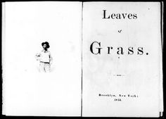 """Walt Whitman - Leaves of Grass. I love """"Among the Multitude"""".    AMONG the men and women, the multitude,   I perceive one picking me out by secret and divine signs,   Acknowledging none else—not parent, wife, husband, brother, child, any nearer than I am;   Some are baffled—But that one is not—that one knows me.       Ah, lover and perfect equal!          I meant that you should discover me so, by my faint indirections;   And I, when I meet you, mean to discover you by the like in you."""