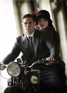 """Phyrne & Jack"" ~ Season 2 Miss Fisher's Murder Mysteries"