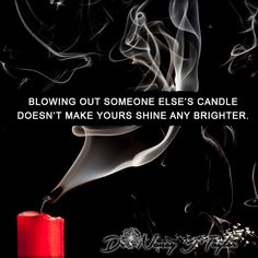 Always encourage and lift one another up. Putting people down will not in any way make you a bigger or better person. Be a light and share your light with others. #ShareTheLight #LiftOthers