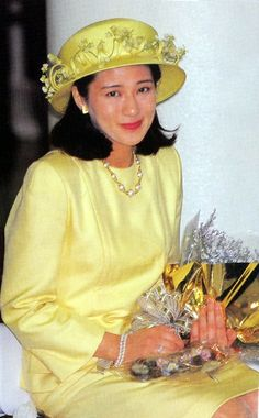 Princess Masako, 1993.