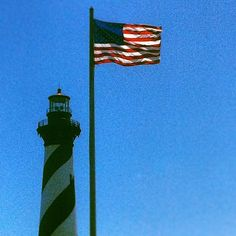 4th of July at Cape Hatteras Lighthouse - Photo by chaychaymateo