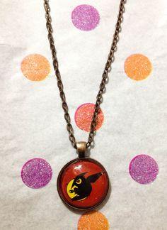 NIGHT RAID Pendant Necklace Akame Ga Kill by PocketSizedObserver