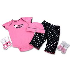 Free Shipping! 18 Months Euc Polka Dot Layette By Baby Essentials Ad Sutton