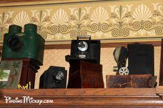 Main Street - Photo Supply Company Antique Camera