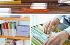 Organizar documentos e papéis é trabalhoso e requer tempo e disposição. Aprenda a criar uma rotina para organizá-los.