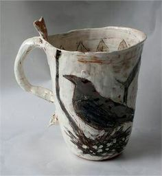 So *L*O*V*E* this Mug!! Also SO WISH I knew who the Potter was!!!