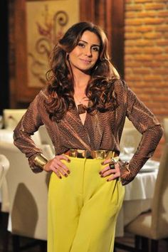 Giovanna Antonelli como Helô em 'Salve Jorge' (Arquivo CARAS)