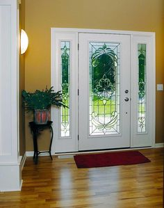 ODL Expressions Decorative Door Glass
