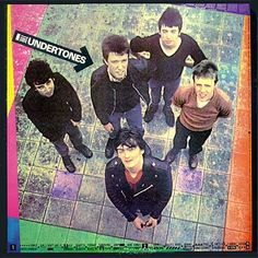 Album Cover Art - The Undertones - Album Crossing The Red Sea, Sister Sledge, The Undertones, Siouxsie & The Banshees, Elvis Costello, Joy Division, The Clash, Post Punk, Red Christmas