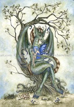 ORIGINAL ART - Watercolor Paintings - Amy Brown Fairy Art - The Official Gallery