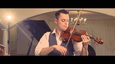 Wedding recessional song Hallelujah - Violin Looping cover - ONE TAKE (by Rob Landes and Aubry Pi. Wedding Recessional Songs, Wedding Music, David Garrett, Piano Music, My Music, Les Miserables, Instruments, Leonard Cohen, Music Covers