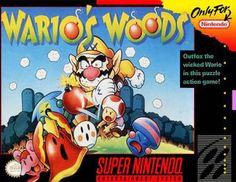 Emularoms: Wario's Woods [ SNES ]