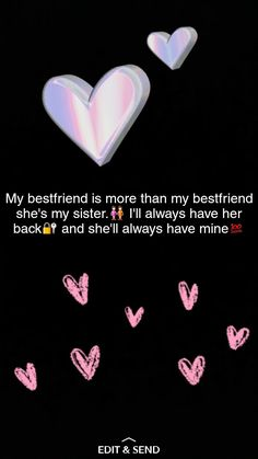 Happy Birthday Wishes Bestfriend, Happy Birthday Quotes For Friends, Birthday Girl Quotes, Besties Quotes, Sister Quotes, Real Friendship Quotes, Snap Quotes, Crazy Girl Quotes, Instagram Quotes