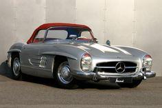 Mercedes-Benz 300 SL Roadster 1957