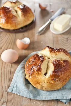 Pinca - Croatian Easter Bread @Monika Albrecht Albrecht Topolko