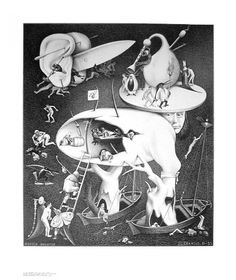 Hell painting Bosch