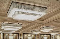 Hilton Bomonti Hotel · Preciosa Lighting