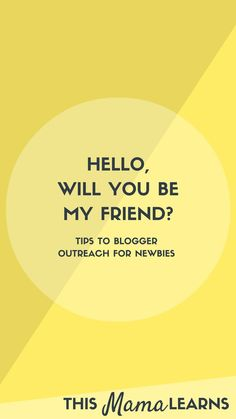 Know you need to start rubbing elbows with other bloggers and getting involved in collaborations and that kind of thing, but not sure how to start? It's not difficult! Here's some quick tips to get you started: 1. Comment on blogs. 2. Use Click-to-Tweets. Click through to learn more.