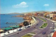 Palaio Faliro in 1960 Greece Greece Pictures, Old Pictures, Old Photos, Athens City, Athens Greece, Greece History, Greece Travel, Greek Islands, Historical Photos