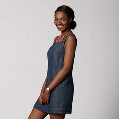$88 - FOSSIL® New Arrivals Clothing:Women Ginger Dress WC8395