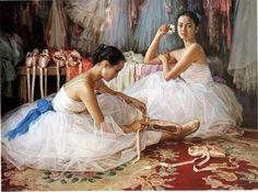 AURA: Amazing Girl Paintings