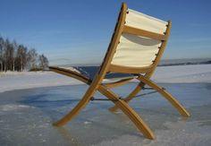 hieno tuoli, pitää käydä testaamassa jossain