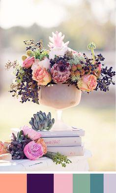 liebelein-will, Hochzeitsblog, Farbkombination ländliche Sommerhochzeit