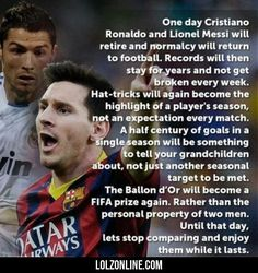 One Day Christiano Ronaldo And Lionel Messi#funny #lol #lolzonline