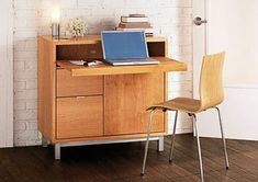 Out of my price range, but the type of desk I'm looking for. Perfect for my small apartment!