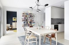 Our favourite Australian interiors are often styled to perfection, but Scandinavian homes are the polar opposite. In fact, imperfection is prized, and it's not strange to see a dining table styled...