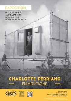 """Exposition """"Charlotte Perriand en montagne"""" - Guides du Patrimoine Savoie Mont Blanc Charlotte Perriand, Woman Show, Saint Gervais, Saint Nicolas, Architecture, Camping, Ski, Sports, Indie Music"""