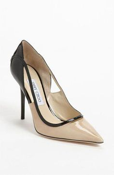 6c03d872e777 Jimmy Choo  Vero  Pump available at  Nordstrom  JimmyChoo All About Shoes