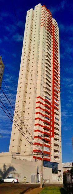 Pronto para morar no Parque Amazonas - Goiânia /GO 3 Suítes independentes, lavabo, circulação, cozinha tipo americana, área de serviço  Ampla varanda gourmet com churrasqueira 02 vagas de garagem privativa Apartamento em porcelanato Portinari 60x60cm; Elevador com prumo privativo (1 p/ cada apartamento) + elevador de serviço com gerador Área de lazer equipada e mobilidada Ponto de ar condicionado em todas as suítes  Luciano Gomes - Creci 25.182F/Go -www.gestorluciano.com