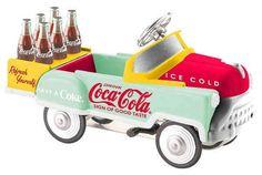 *COCA-COLA ~ Pedal car