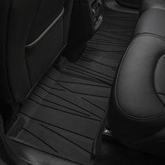 Black German Shepherd Car Floor Mats Carepeted All Weather Universal Fit for Cars /& Trucks