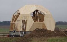 Image result for hexagon house designs
