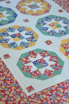 Pleasant Home...Bavaria Quilt