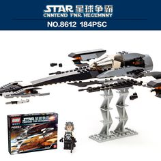 Hot Star Space war Phantom X-wing fighter plane building block soliders bricks compatible legoeinglys.toys for boys gifts Price: USD 21.47 | United States